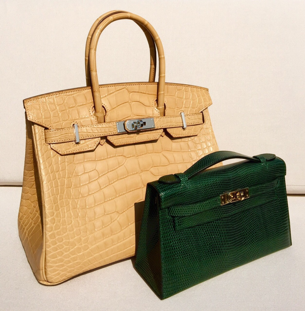 hermes handbags are a better investment than the stock market